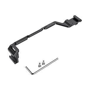 Image 2 - SmallRig Cold Shoe Relocation Mount for Sony A6100 / A6300 / A6400 / A6500 w/ 2 cold Shoe Mount For Microphone  DIY Options 2334