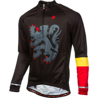 2016 New Men Long Sleeve Cycling Jersey Cool Bike Clothing Ride Gear Novelty Cycling Wear