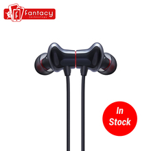New OnePlus Bullets Wireless 2 AptX Hybrid In Ear Earphone Magnetic Control Mic Fast Charge For Oneplus 7/7 Pro
