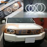 For Honda Crossroad 2007 2008 2009 2010 smd led Angel Eyes kit Excellent Ultra bright illumination DRL