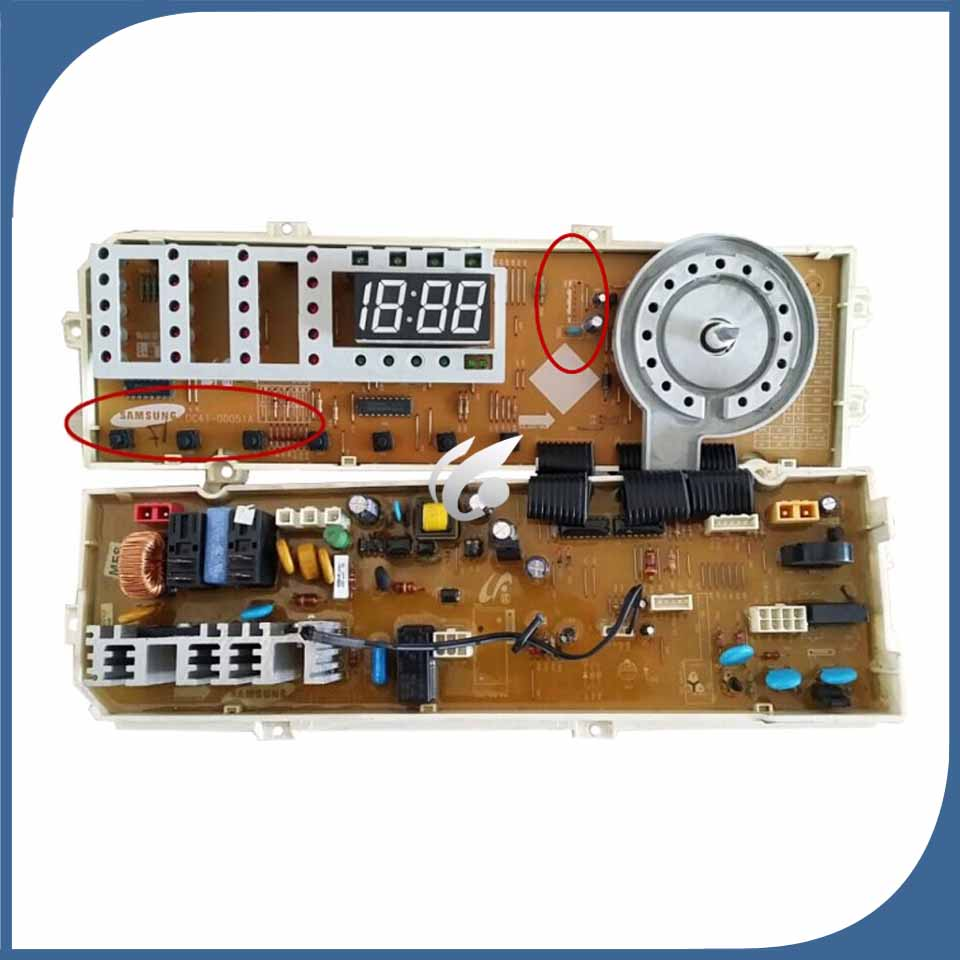 95% new Original for washing machine Computer board WF-R1065S MFS-TDR10NB-00 DC41-00051A motherboard