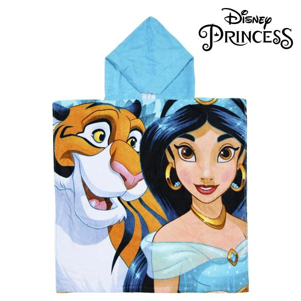 Poncho-Towel With Hoodie Jasmin Princesses Disney 74201