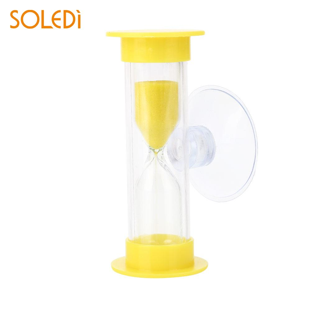 Abs Sand Clock Toy Bathroom Home Practical Convenient Accessories Bathing Tool Gadget Shower Timer Colorful Hourglass Excellent In Cushion Effect Bathroom Fixtures Bathroom Hardware
