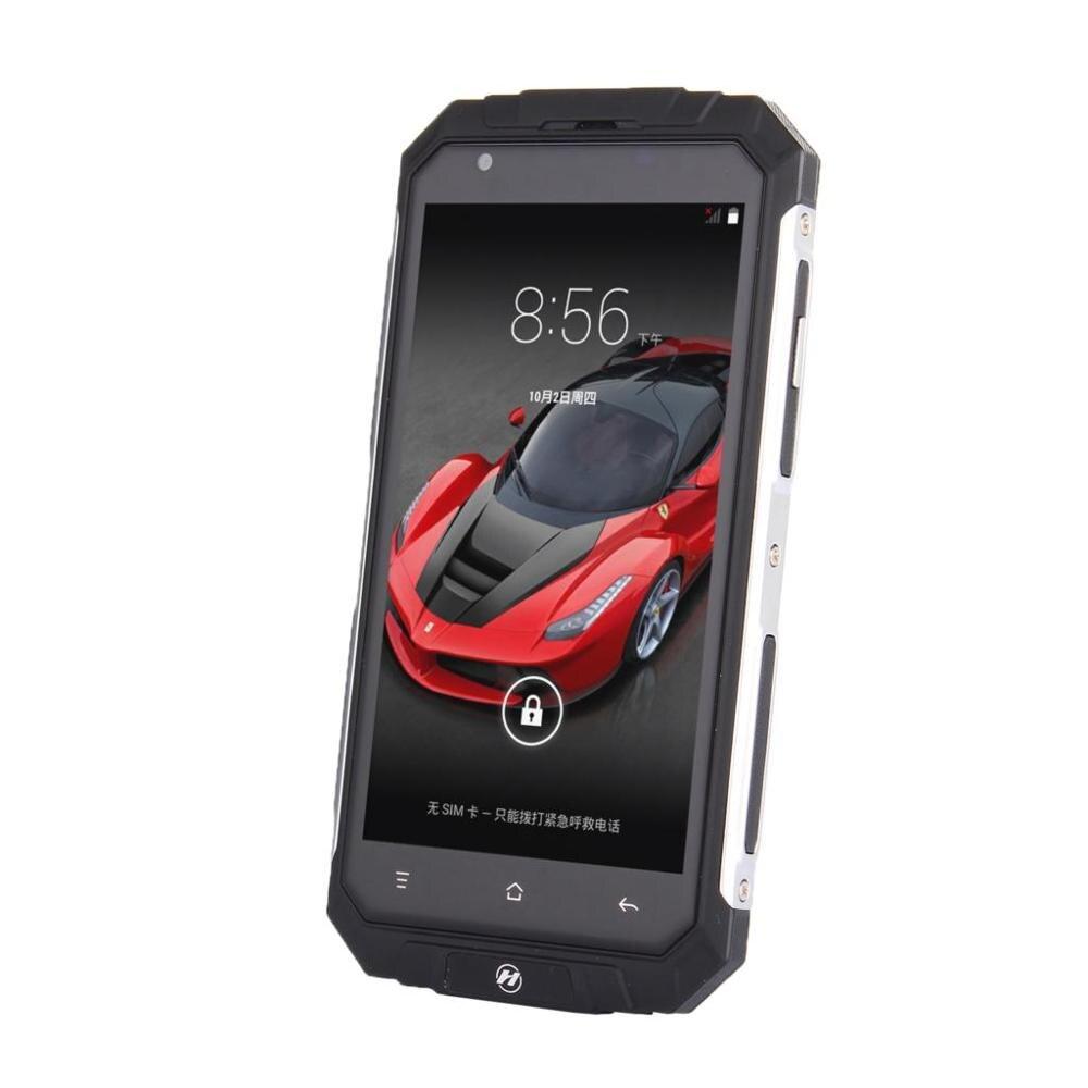 V9 Plus Smartphone Celulares MTK6580 Android 5.0 3G GPS 5.0 pouces écran tactile antipoussière antichoc téléphone avec double Sim