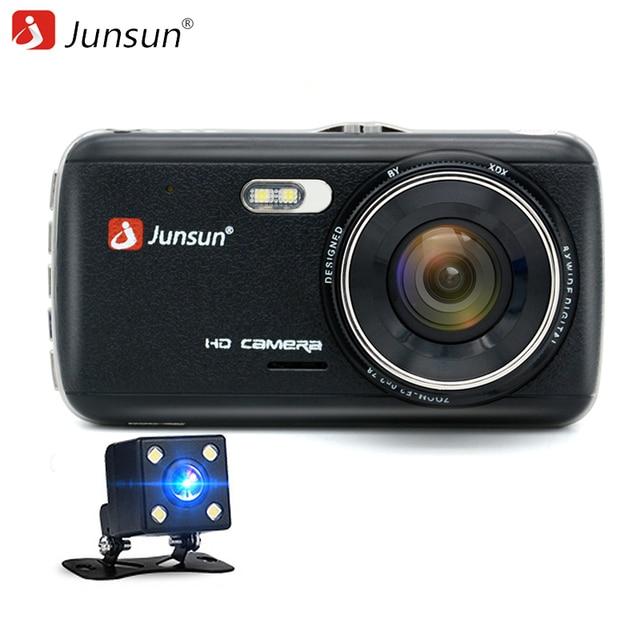 Junsun 4.0 автомобильный видеорегистратор инструкция как записать звук на видеорегистратор