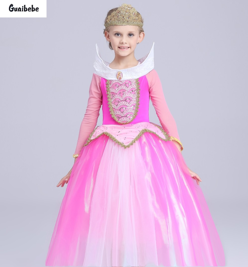 New Dresses Fashion Princess Girls Flower Pink Dress High Quality Girls Princess Costume Party Brand Butterfly Bud Silk Dresses high quality girls baby hollow out bud silk condole belt dress princess party dresses children s clothing wholesale