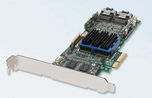 adaptec 3805 батарейка - RaidStorage Adaptec RAID 3805 P/N:  2252200-R ASR-3805 128MB Cache 8-Port 3Gb/s PCIe Controller SAS Card