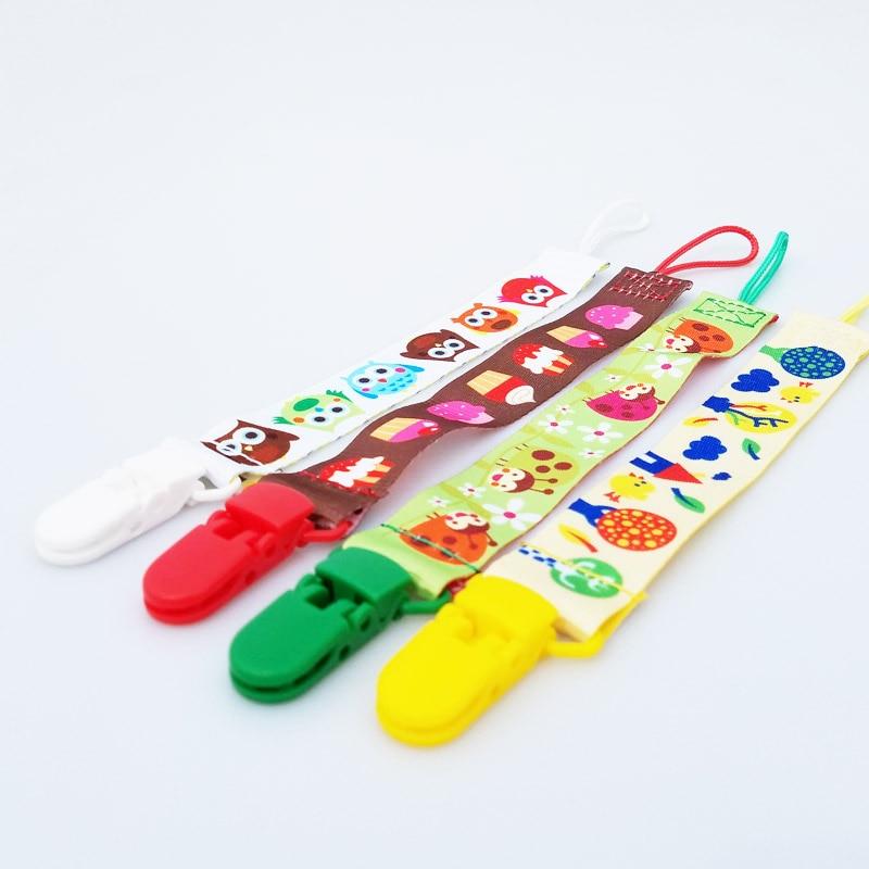 Nieuwe Babyfopspeen Clip Ketting Lint Houder Chupetas Fopspeen - Voeden - Foto 3