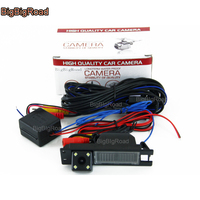 BigBigRoad Car Rear View Reversing backup Camera waterproof with Filter / power relay For Alfa Romeo Giulietta 940 2010 2015