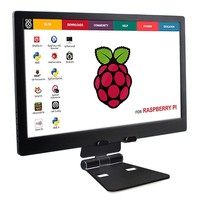 Elecrow IPS TFT LCD 13.3 inch 1920 x 1080 HDMI Portable Display for Raspberry Pi/ PS4/ XBOX/ NS Game Monitor Thickness 8mm