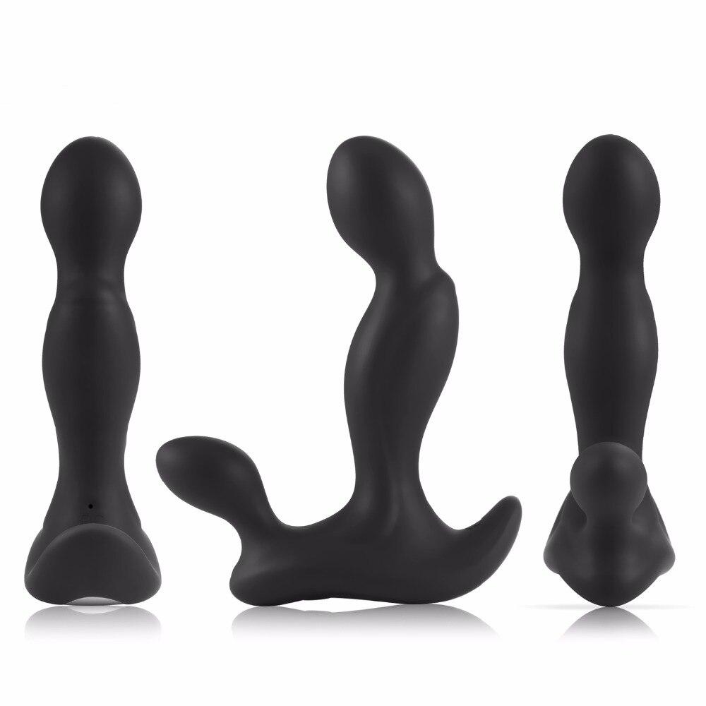 купить Anal Plug Vibrator Vagina Pussy Prostate Massager Anal Toys Erotic Chastity Sex Machine Clitoris G Spot Adult Sex Toys For Men недорого