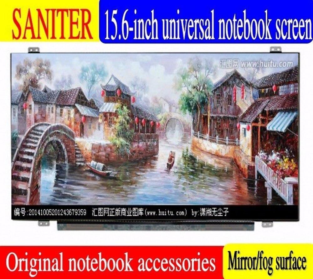 SANITER Aplicar para Acer E5-572g E5-571g E5-574g E5-573g E5-552g pontuações tela