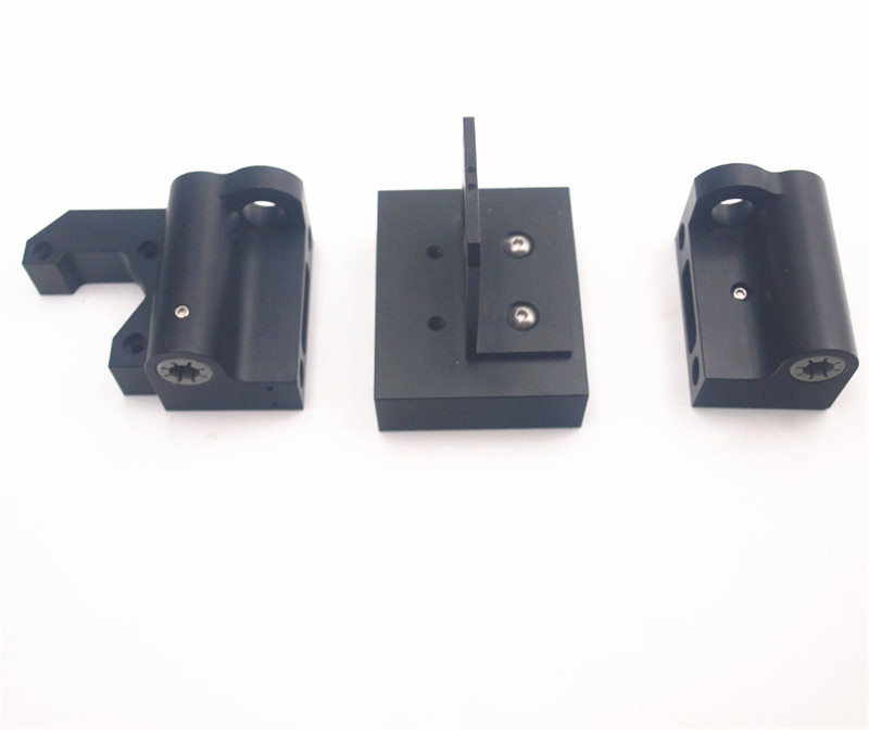 Prusa i3 MK2 MK3 upgrade aluminum X motor X idler kit metal X axis carriage extruder