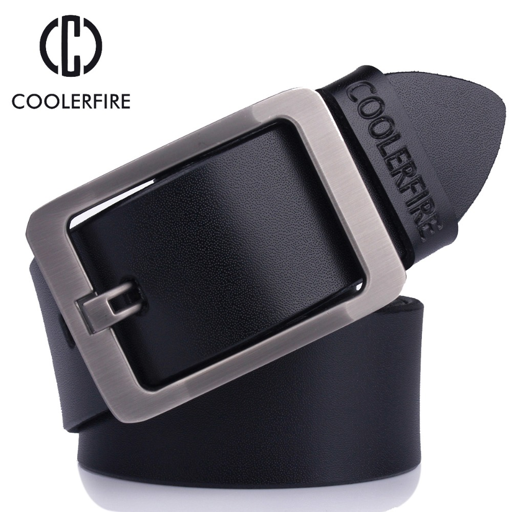 Mens Belt High Quality Belts Male Genuine Leather Strap Leather Belt Men Male Designer Belts&Cummerbunds For Men HQ022