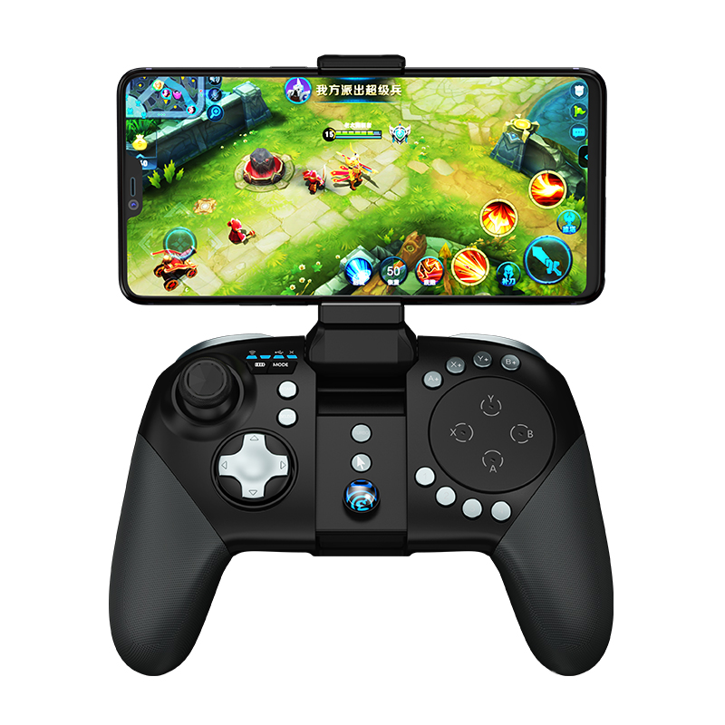 GameSir G5 Gamepad Android with Trackpad and Customizable Buttons, Moba/FPS/RoS, Bluetooth Wireless Game Controller For PhonesGameSir G5 Gamepad Android with Trackpad and Customizable Buttons, Moba/FPS/RoS, Bluetooth Wireless Game Controller For Phones