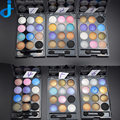 12 Colors Diamond Bright Colorful Eye Shadow Palette Long Lasting Makeup Glitter Eyeshadow Palette Makeup Tools Cosmetic 2HY03
