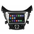 Octa/Quad Core Android Fit Hyundai ELANTRA, MD 2011 2012 2013 2014 2015 Dvd-плеер Автомобиля GPS Навигации 3 Г Радио