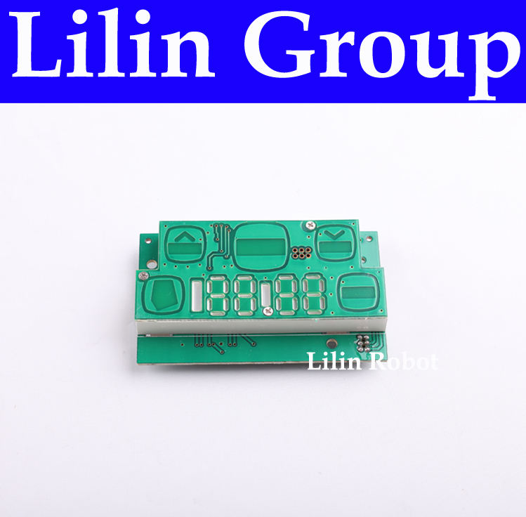 (For B2000,B3000) Display Main Board for Robot Vacuum Cleaner, 1pc/pack for x500 b2000 b3000 b2005 left