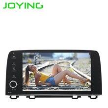 JOYING 2 din auto radio Android 8.1 Octa Core da 9.7 pollici IPS schermo 4 GB + 64 GB di sostegno 4G autoradio split screen di avvio veloce GPS DSP