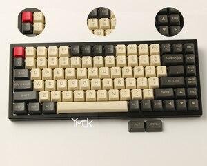 Image 5 - YMDK clé en PBT épais 96 84/104/87 61, gravure Laser, pour clavier mécanique MX, YMD96/RS96/YMD75/KBD75/FC980M