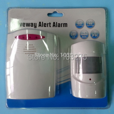 Safety Driveway Patrol Infrared Wireless Home Security Alert Alarm System Kit One Receiver And Sensor On Aliexpress Alibaba Group