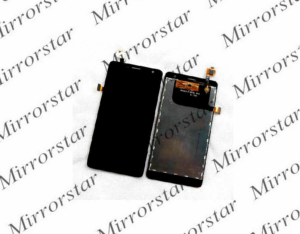 ФОТО New original LCD Display and Touch Screen Digitizer Assembly For Lenovo K860 Cell phone Black
