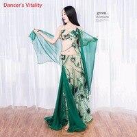 Женское платье для танца живота, платье для восточных сценических ночных выпускных платьев, платья в восточном стиле, сексуальные платья из
