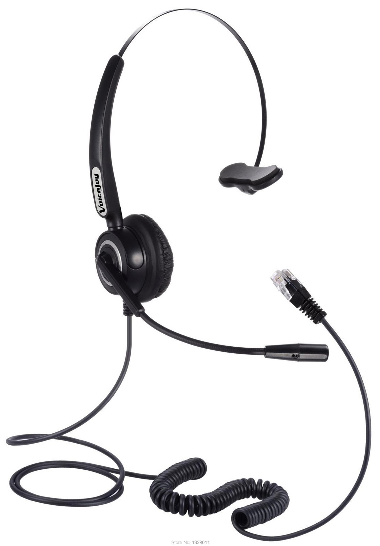 extra ear pad rj9 plug rj11 plug headset office phone. Black Bedroom Furniture Sets. Home Design Ideas