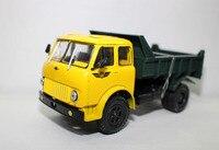 Original Russian model,4 colors 1:43 Classic vintage truck Mas 503B transporter,simulation metal alloy sliding toy,free shipping