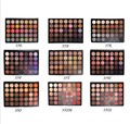 2017 New 35 Colors M Eyeshadow Palette Nature Glow Shimmer Matte Eye shadow Full Professional Makeup Kit Beauty Make up Set