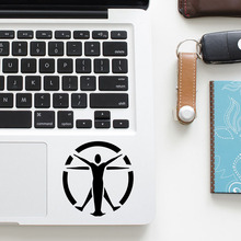 The Trinity Trackpad Decal Laptop Sticker for Apple Macbook Pro Air Retina 11 12 13 15 inch Mac Vinyl Notebook Touchpad Skin