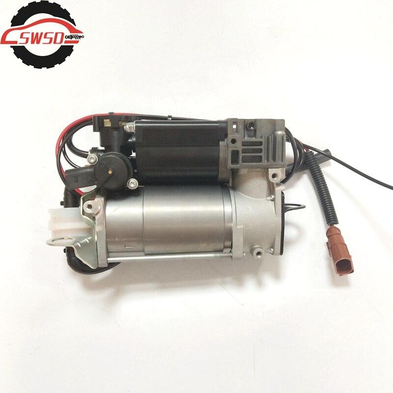 Air Ride Air Suspension Compressor Pump For A6 C6 Quattro OEM 4F0 616 005 4F0616 005D Air Compressor Parts