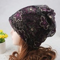1Pcs Women Lady Summer Chemo Bandana Beanie Turban Head Wrap Band Lace Hat Cap Warm