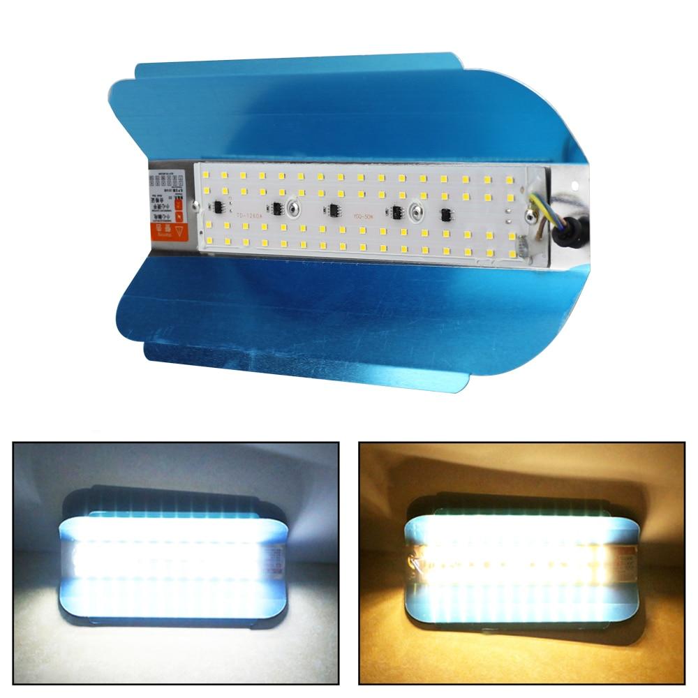 LED IODE TUNGSTÈNE Lumière Crue 50 w 100 w Projecteur 220 v LED Spotlight Refletor LED Éclairage Extérieur Jardin Lampe étanche