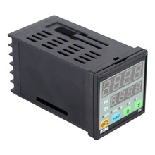 MYPIN 90-260V AC/DC Digital LED Timer Countdown Time Counter for Industrial Use