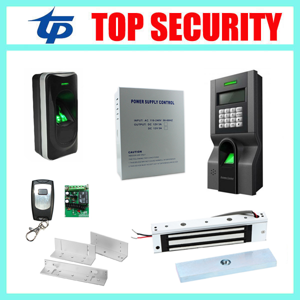 F8 fingerprint access control with FR1200 fingerprint reader fingerprint exit and enter solution fingerprint access control biometric fingerprint access controller tcp ip fingerprint door access control reader
