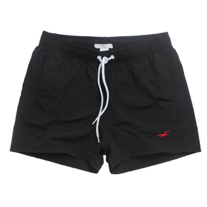 Summer Swimwear Men Swimming Shorts for Men Swim Trunks Beach Wear Briefs Mesh Lined Solid Pocket