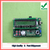 UDB1002S 2M DDS Signal Source Module Signal Generator with 60MHz Frequency Meter board (D6B1)