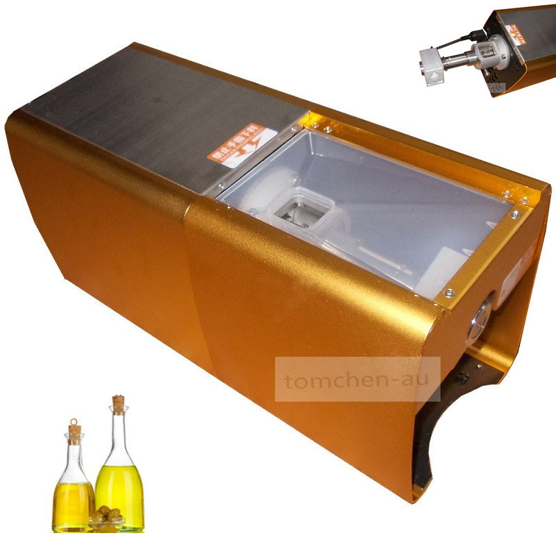 Cold Oil Press Machine Sunflower Seed Oil Pressing Machine Small home Oil Extraction Machine