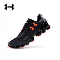 11.11 Under Armour zapatillas hombre Men UA Scorpio Running shoes Man Fat Tire 2 Cushioning Sport Sneakers Size 40 45