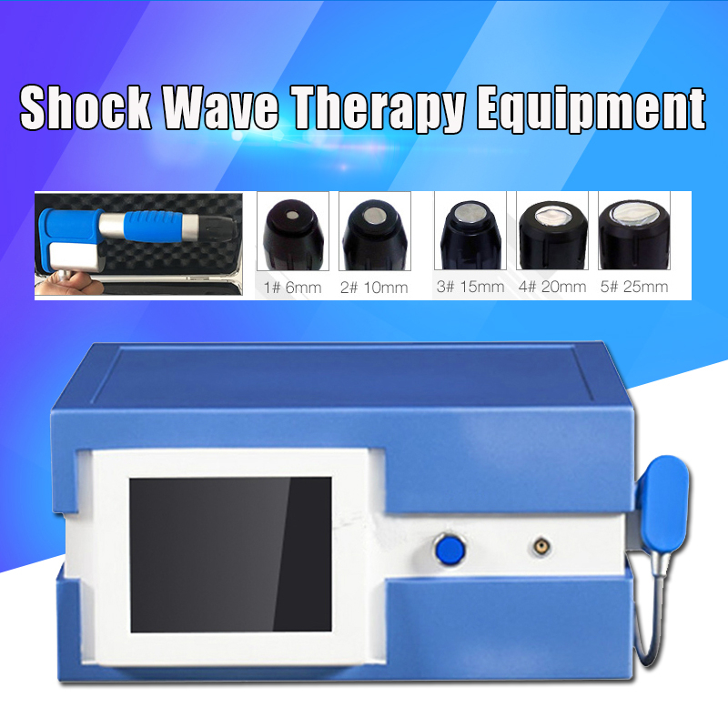 Pain Relief Therapy Treatment Machine/Shockwave Therapy Machine/ For Erectile Dysfunction/ED Treatment Relax Massage Equipment
