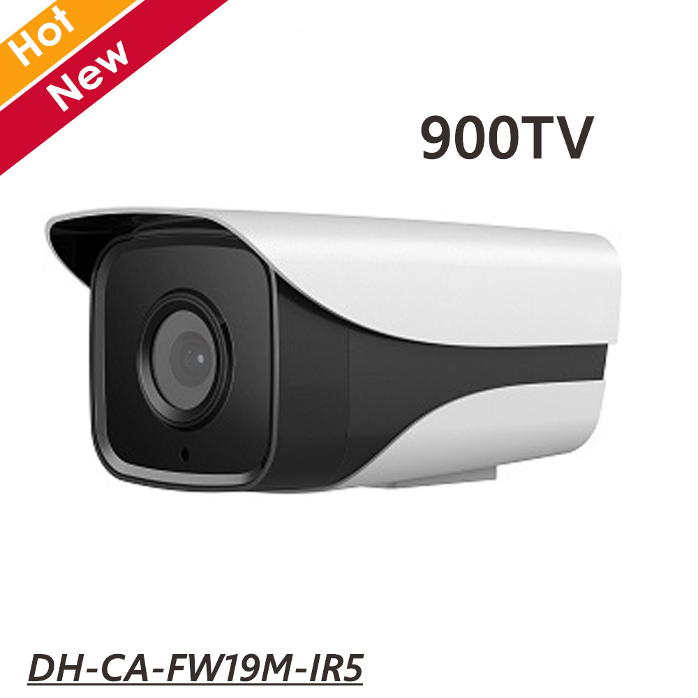 DH 900TVL Analog Security Camera DH-CA-FW19M-IR5 1/3 SONY EXview HAD CCD IR Distance 50m Waterproof IP66 Outdoor CCTV Camera