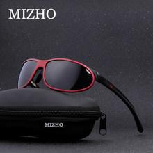 1a1dc3345a552 MIZHO Anti-reflexo Claro Motoristas de Carro de Neve Feminina De Óculos de  sol Polaroid UV400 Noite Senhoras Óculos De Sol Dos H..