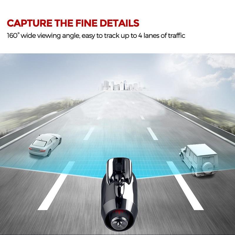 Auto Kamera Dashcam Full HD 1080 P Video Registrator Recorder g sensor Nachtsicht Dash Cam dash cam Neue Original 1 S Mini - 5