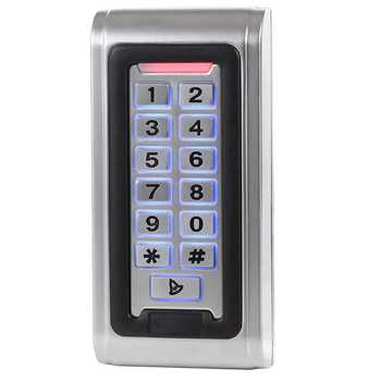 Id Waterproof Ip68 Metal Case Stand-Alone Access Control Keypad With Wiegand 26 Bit Interface For 125Khz Rfid Card            #8 - DISCOUNT ITEM  28% OFF All Category