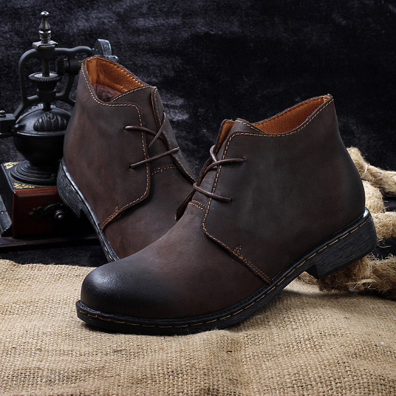 mens rugged casual boots | Roselawnlutheran