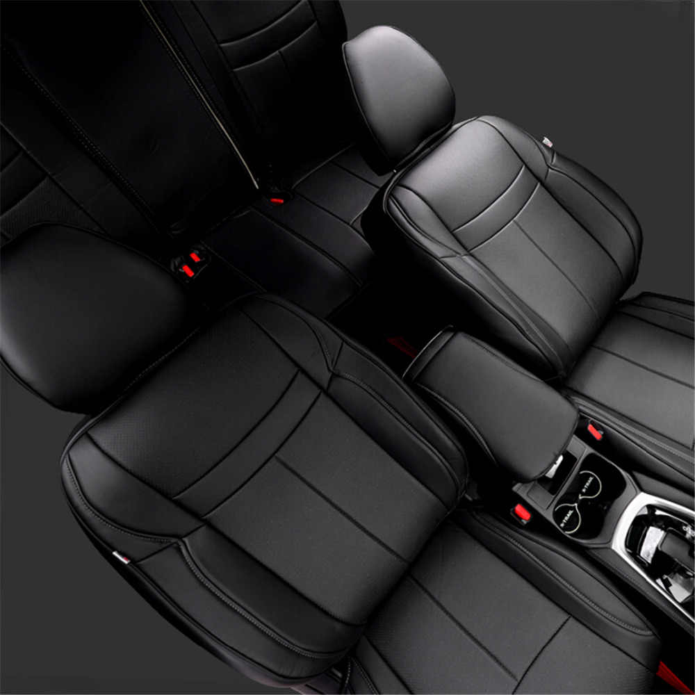 Terrific Front Rear Seat Cover For Nissan Rogue X Trail T32 2014 2015 Ibusinesslaw Wood Chair Design Ideas Ibusinesslaworg