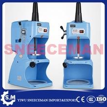 Triturador de Gelo Raspada neve Cone Maker máquina elétrica comercial triturador de gelo máquina de gelo ice shaver máquina de agitação