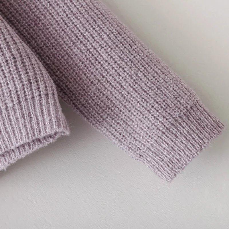 2017 frauen Häkeln Poncho Muster Pullover Pullover Schal Hals ...