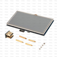 5 Inch 800x480 HDMI Touch LCD Screen Display For Raspberry Pi Pi2 Model B A